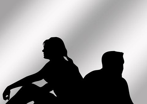 Čerstvé zamilování-bezdůvodný strach, že mě partnerka opustí