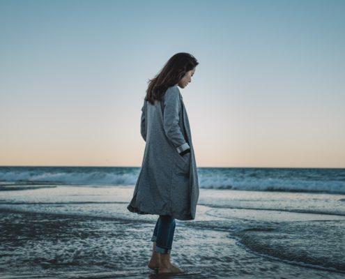 Strach po porodu - strach,že se pozvracím nebo omdlím mezi lidmi