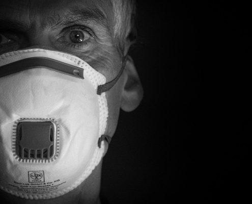 Panika a úzkost z  koronaviru