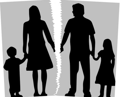 Potíže s výchovou – sešívaná rodina